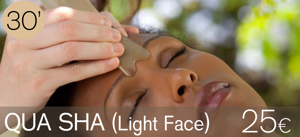 QUA SHA (Light Face)